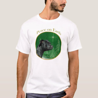 Staffordshire Bull Terrier Peace T-Shirt