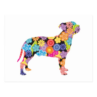 Staffordshire Bull Terrier Postcards