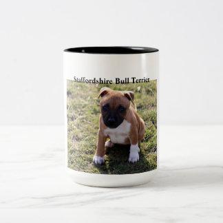 Staffordshire Bull-Terrier Puppy Mug