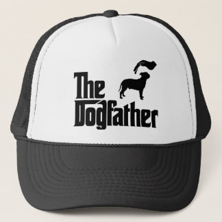 Staffordshire Bull Terrier Trucker Hat