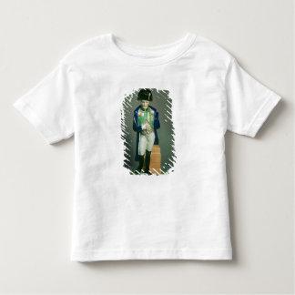 Staffordshire figure of Napoleon Bonaparte Toddler T-Shirt