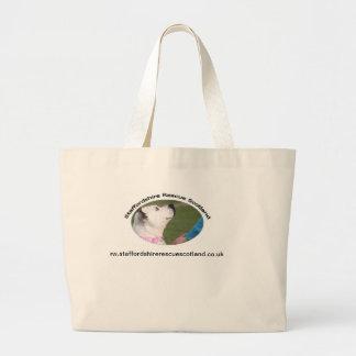 Staffordshire Rescue Scotland Tote Bags