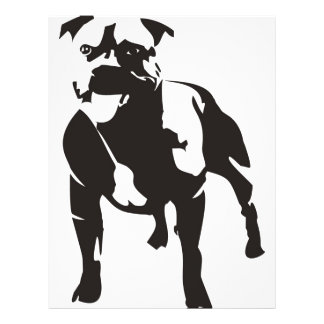 Staffy 21.5 Cm X 28 Cm Flyer