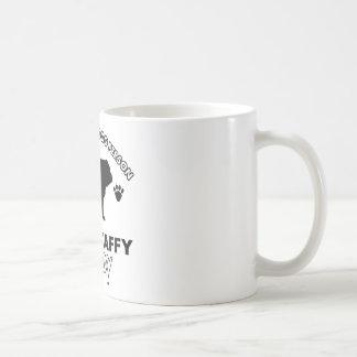 STAFFY dog daddy designs Coffee Mug