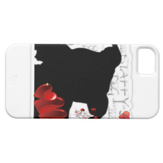 Staffy Dog iPhone 5 Case