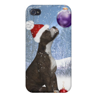 Staffy - Staffordhsire Bull Terrier i Covers For iPhone 4