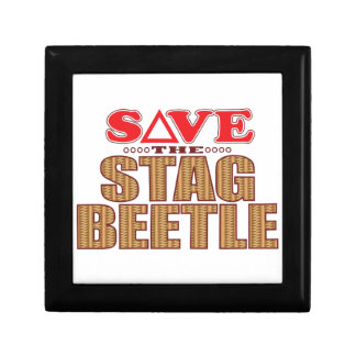 Stag Beetle Save Gift Box