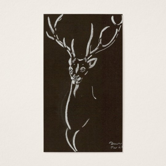 STAG BUSINESS CARD
