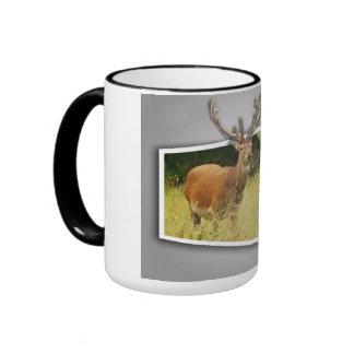 Stag Coffee Mugs