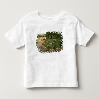 """Stag Hunt of Elector Friedrich III the """"Wise"""" Toddler T-Shirt"""