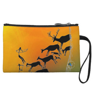 Stag Hunting in Valltoria Wristlet
