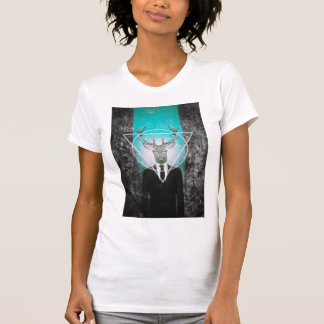 Stag in suit T-Shirt
