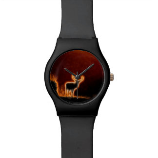 Stag May28th Round Watch - Matte