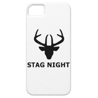 Stag Night Barely There iPhone 5 Case