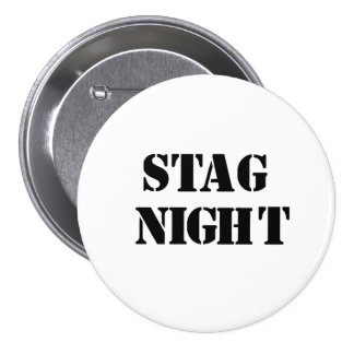 """Stag Night"" design badges"