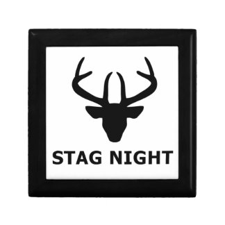 Stag Night Gift Box