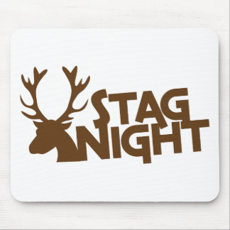STAG night! Mouse Pad