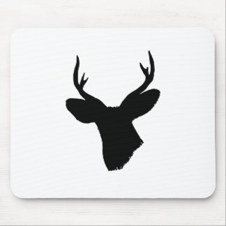 Stag Silhouette Mousepad