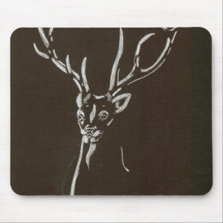 STAG STALKING MOUSE MAT