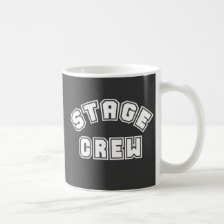 Stage Crew Basic White Mug