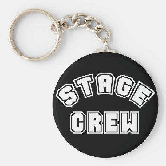 Stage Crew Key Ring