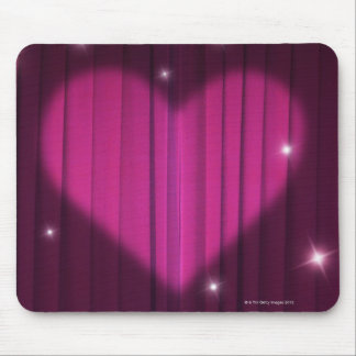 Stage Curtain Mouse Mat
