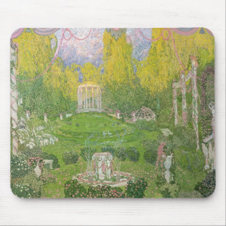 Stage design for opera 'Orpheo ed Euridice' Mouse Pad