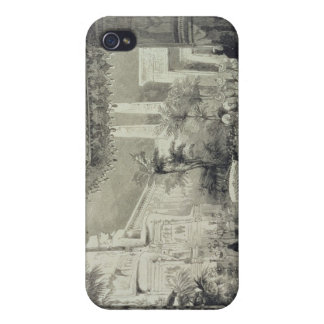 Stage Design for the final act iPhone 4 Case