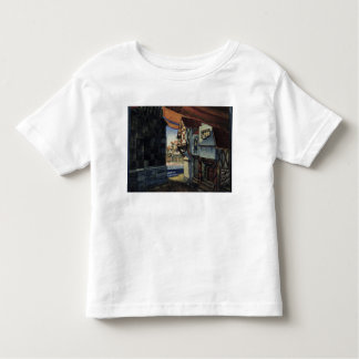 Stage design for the opera 'The Maid of Orleans' Toddler T-Shirt