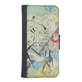 Stage design for the operetta iPhone SE/5/5s wallet case