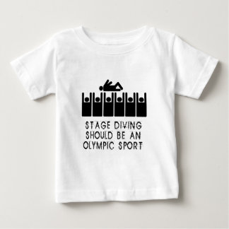 Stage Diving Baby T-Shirt