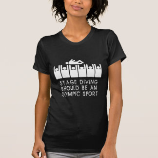 Stage Diving T Shirt