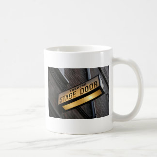 Stage Door! Coffee Mug