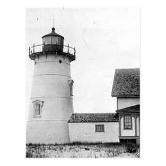 Stage Harbour Lighthouse Postcard