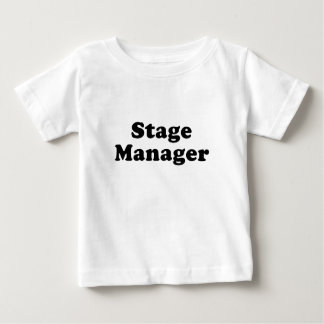 Stage Manager Baby T-Shirt