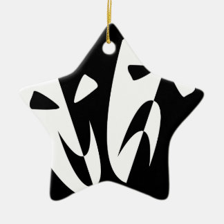 Stage Masks Christmas Ornament