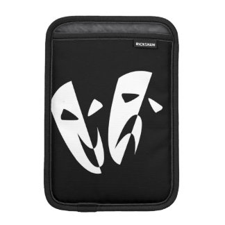 Stage Masks iPad Mini Sleeve