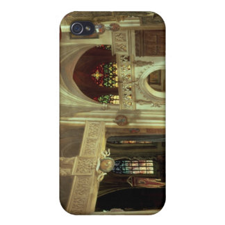 Stage model for the opera case for iPhone 4