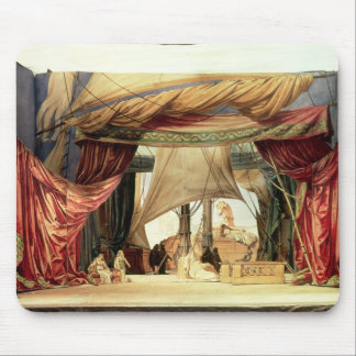 Stage model for the opera 'Tristan and Isolde' Mouse Mat