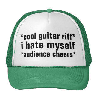 stage presence hat