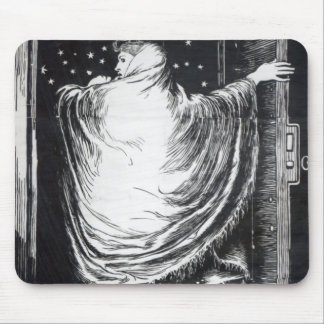 Stage version of 'The Woman in White' Mouse Mat