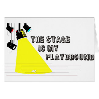 StageIsMyPlayground Card