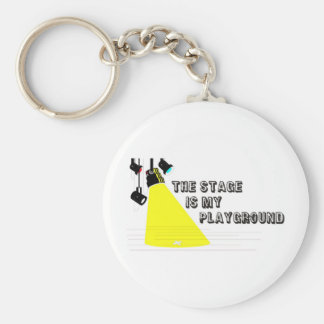 StageIsMyPlayground Key Ring