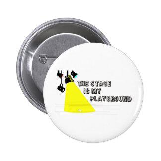 StageIsMyPlayground Pins