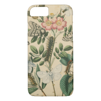 Stages of Butterfly Life by Vision Studio iPhone 8/7 Case