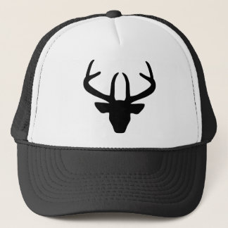 Stag's Head Trucker Hat