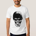 stahlhelm skull t shirts