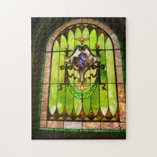 Stain Glass Window Puzzle
