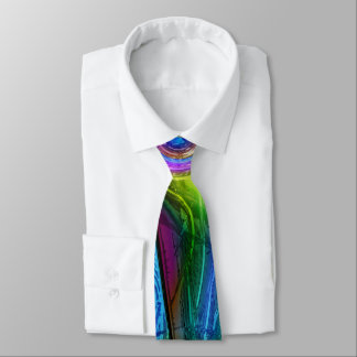 Stained Glass 1 Tie