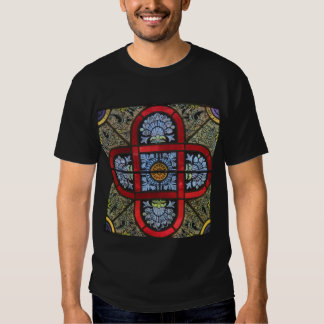 Stained Glass 2 Tee Shirt